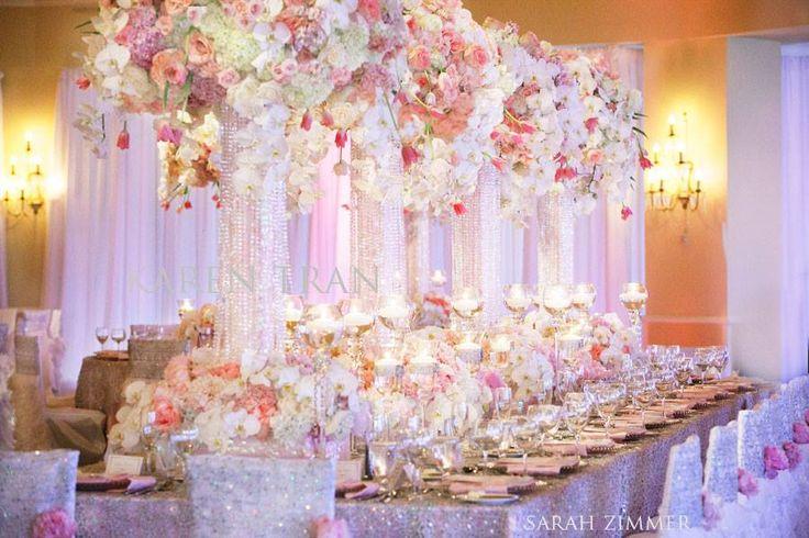 Тон свадьбы декор